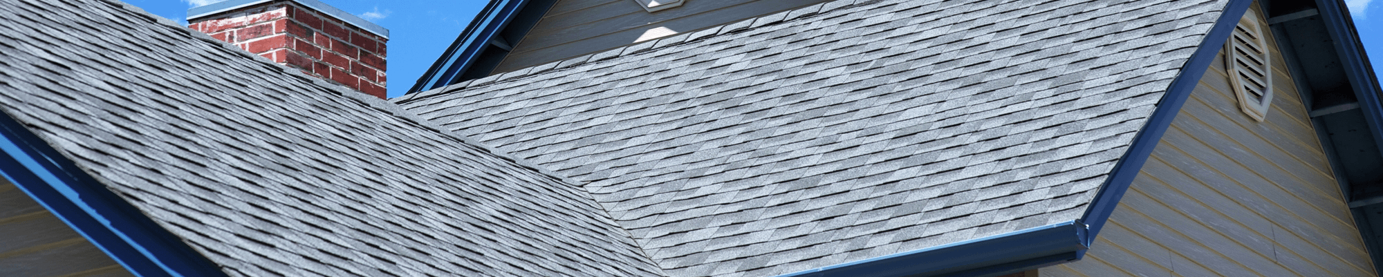 Repairing shingles on a roof in Frisco, TX