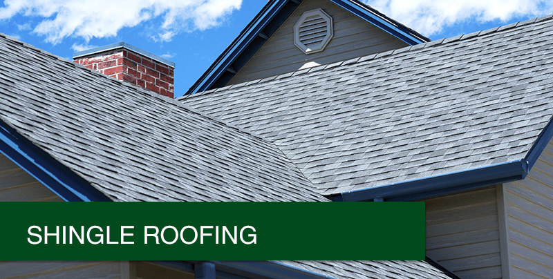 Shingle roofing contractors in Frisco TX