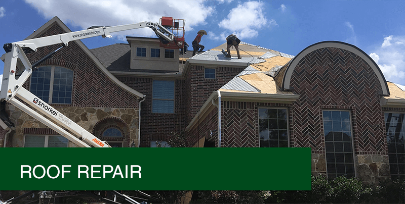 Roof Repair in Frisco